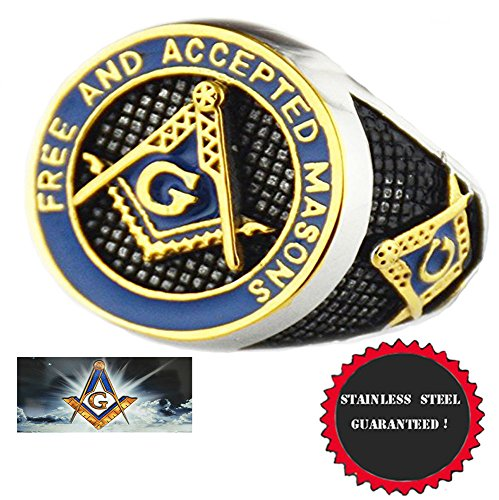Enamel Masonic Charm - 5