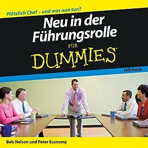 Neu in der Führungsrolle für Dummies Audiobook