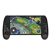 GameSir F1 Controller Handle Holder Handgrip Handle Grip Case with Joystick For Mobile Phone, Ergonomic Design to Improve Grip and ComFort, Support 4.5''-6.5'' Smartphone