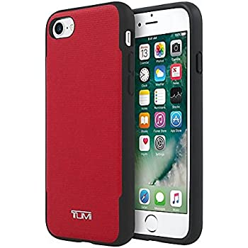 buy online f02d5 cf941 Amazon.com: TUMI Co-Mold for iPhone X - Red: Electronics