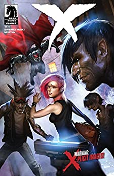 X-Men- Curse of the Mutants – Mutants vs Vampires ebook by ...