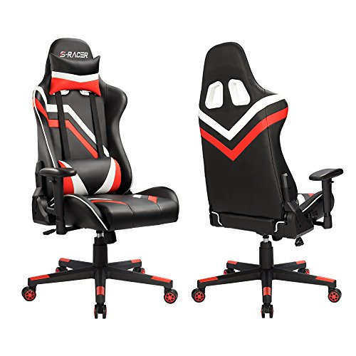 Homall Gaming Chair High Back Computer Chairs Racing Style