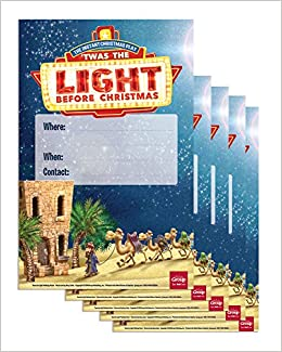Superior Buy Twas The Light Before Christmas Publicity Posters Book Online At Low  Prices In India | Twas The Light Before Christmas Publicity Posters Reviews  ... Photo