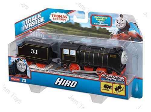 Thomas and Friends Trackmaster Revolution Motorized Engine Trains Mattel (Trackmaster Hiro - BMK89)