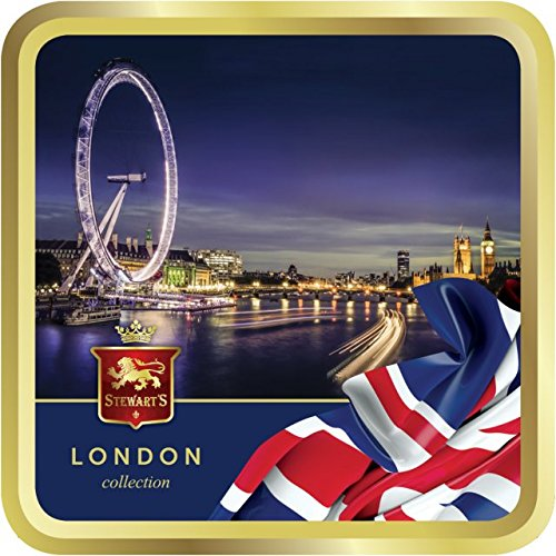 Fudge escocés de lujo de Stewart - London Eye - 100g: Amazon.es: Alimentación y bebidas