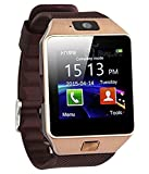 Digihub's Bluetooth Smart Watch Wrist Watch (DZ09) Phone with Camera & SIM Card for All Androids Smart Phone (Free Minions MP3 Player worth Rs. 399)