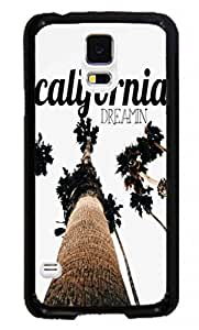 Hard Case for Samsung Galaxy S5 I9600 (California Funny)