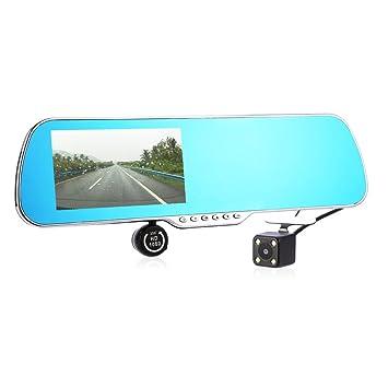 Amazoncom Rear View Mirror Camera Dpower 1080p 120 Degree Full Hd