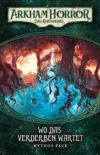 Fantasy Flight Games ffgd1106 Arkham Horror: LCG - Donde el ...