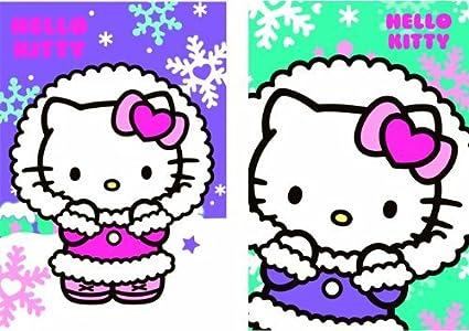 Hello Kitty Christmas.Amazon Com Gemma International Hello Kitty Christmas Cards