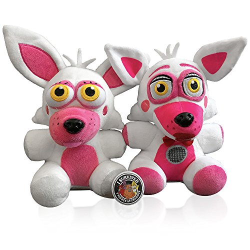 Funko Five Nights at Freddy's Sister Location Funtime Foxy 6