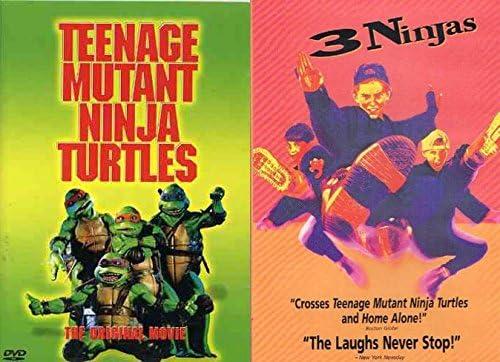 Amazon.com: Kids Ninja Movie Night: Teenage Mutant Ninja ...