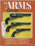img - for Arms Gazette February 1980 book / textbook / text book