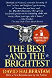 Book cover from The Best and the Brightest by David Halberstam