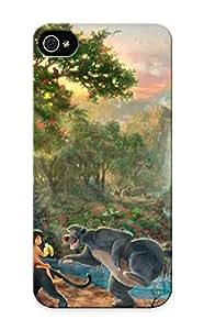 [YSdfKiE347OLVcP] - New The Jungle Book Thomas Kinkade Walt Disney Art Cartoon Movie Protective Iphone 5/5s Classic Hardshell Case by icecream design