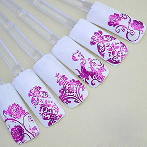 beautiful-3d-flower-decal-art-tip-stamping-manicure-decoration-nail-stickers-108pcs-hot-pink