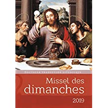 Missel des Dimanches 2019 (French Edition)