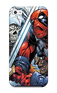 Case Cover Skin For Iphone 5c (deadpool)