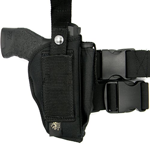 Usa Made TACTICAL DROP LEG THIGH HOLSTER RIG FOR H&K for sale  Delivered anywhere in USA