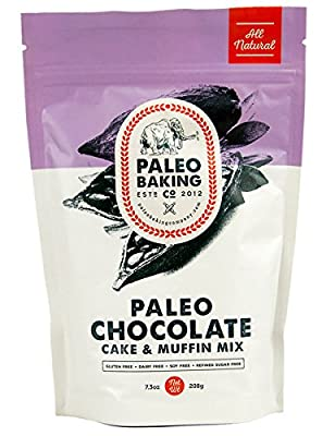 Paleo Baking Company Paleo Chocolate Cake & Muffin Mix