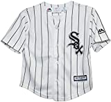 Majestic Infant/Toddler MLB Chicago White Sox White/Black Jersey