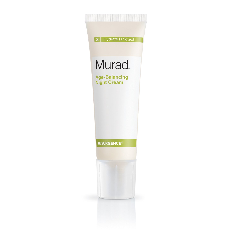 Murad Resurgence Age-Balancing Night Cream, 3: Hydrate/Protect, 1.7 fl oz (50 ml) 60122