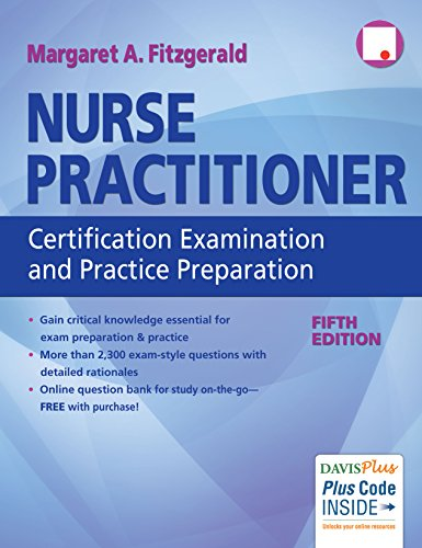 Nurse Practitioner Certification Examination and Practice Preparation cover