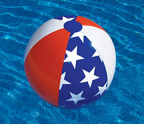 Swimline Americana Series 22'' Inflatable Beach Ball