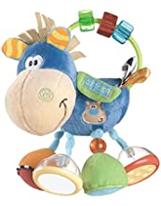Playgro Clip Clop and Clopette Baby Activity Rattle Toy