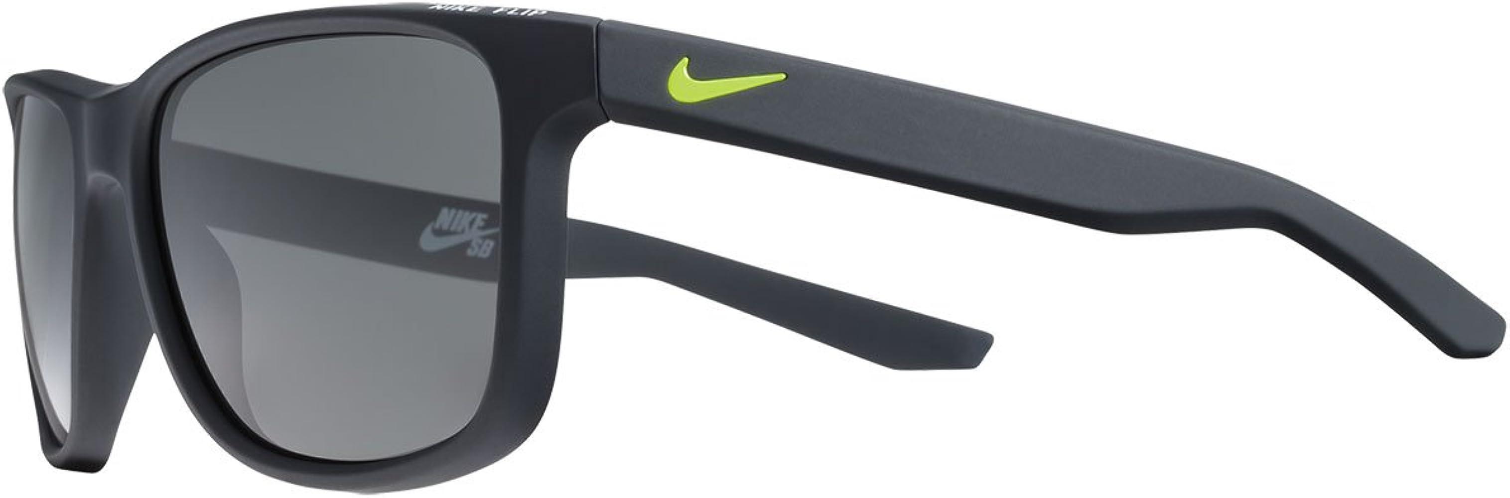 Nike Flip Ev0990 077 53 Gafas de Sol, MttBlckW/GryLns ...