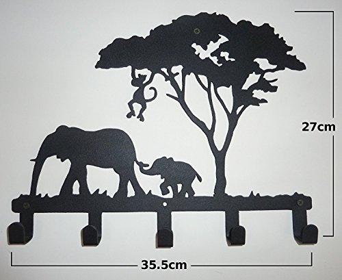Stylish Mounted Hanger animal Elephant product image