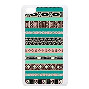 Winfors Aztec Tribal Phone Case For Ipod Touch 4 [Pattern-5]