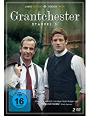 Grantchester Staffel 3 [2 DVDs]