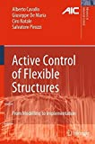 img - for Active Control of Flexible Structures: From Modeling to Implementation (Advances in Industrial Control) by Alberto Cavallo (2010-08-02) book / textbook / text book