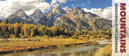 Mountains Panoramic 2020 Wall Calendar