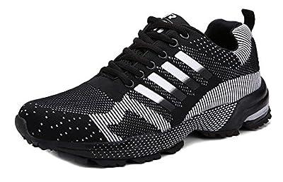 JiYe Athletic Shoes Men's Women's Outdoor Tennis Jogging Walking Fashion Sneaker,Running Shoes