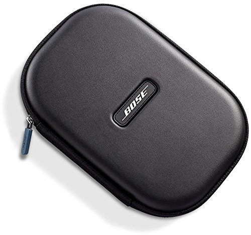 Bose Quiet Comfort 25 Headphones Replacement Carry Case, Black 1 Exact replacement carry case for Bose QuietComfort 25 headphones Protects your QC25 headphones when not in use Compact, updated style