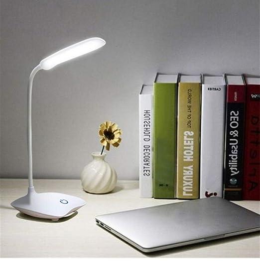 Lámparas de mesa recargables USB para escritorios de oficina ...