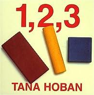 1, 2, 3 par Tana Hoban
