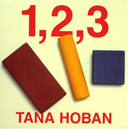 1, 2, 3 Album – 25 septembre 2008 Tana Hoban Kaléidoscope 2877675750 9782877675758_SOCA_US