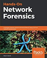 Hands-On Network Forensics Front Cover