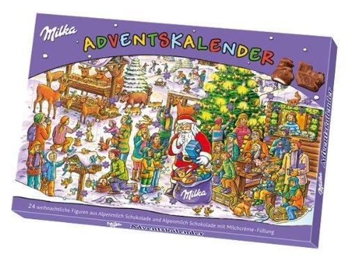 Milka Advent Calendar 200g