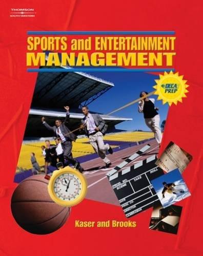 Sports and Entertainment Management (Sports Management)