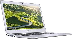 """Acer Chromebook (CB3-431-C5EX) - Silver, 14"""", 32GB SSD, Intel Celeron N3160, 4GB RAM"""