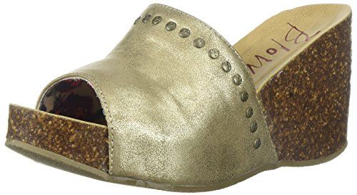 women s hunter wedge sandal gold 7