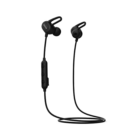 QCY E2 Sport Bluetooth Earphone (Black): Amazon in: Electronics