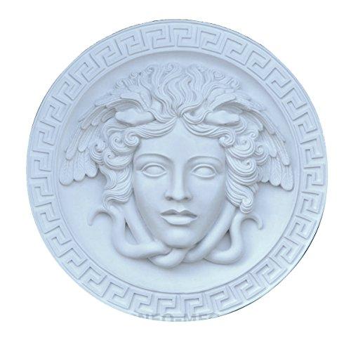 History Medusa Versace Rondanini Bust design Gorgon Artifact Carved Sculpture Statue 8