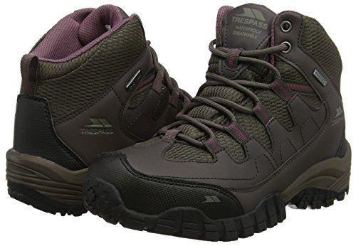 Rise Boots Hiking High Brown Trespass Mitzi coffee Women's wtCqcSBxp