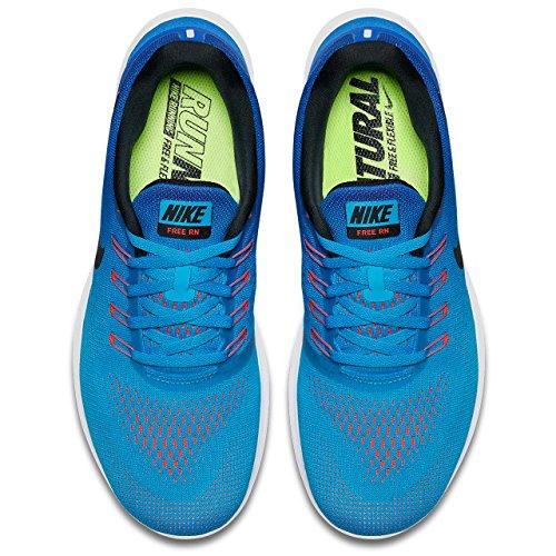 Blue Black Blue Women's Running Glow 404 Nike Racer Trail 831509 Blue Shoes YUzFw0