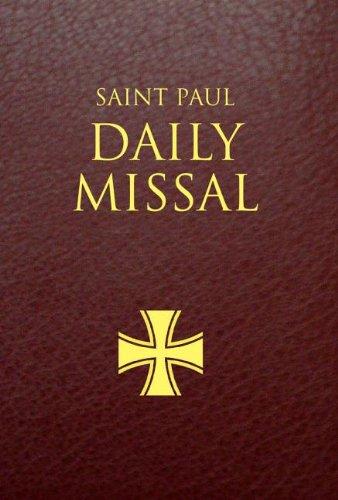 (St Paul Daily Missal Burg)